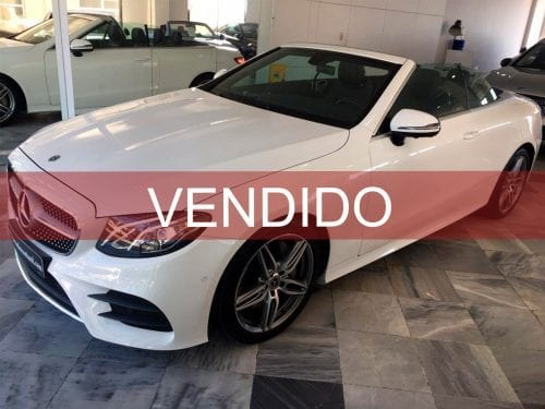 MERCEDES BENZ C 300 CABRIO AMG FULL 1 Vendido