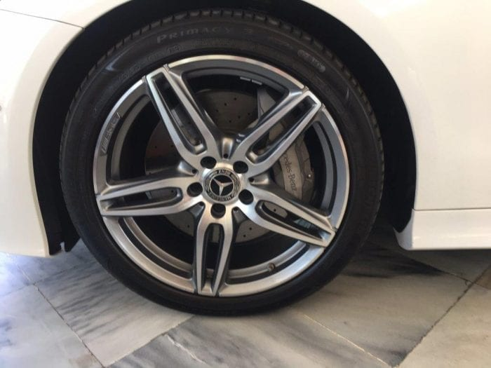MERCEDES-BENZ C 300 CABRIO AMG FULL 24
