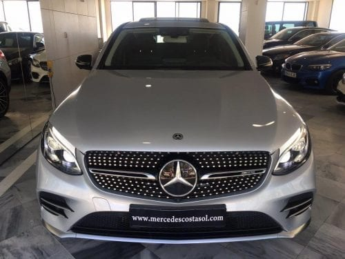 MERCEDES-BENZ GLC 43 AMG 2