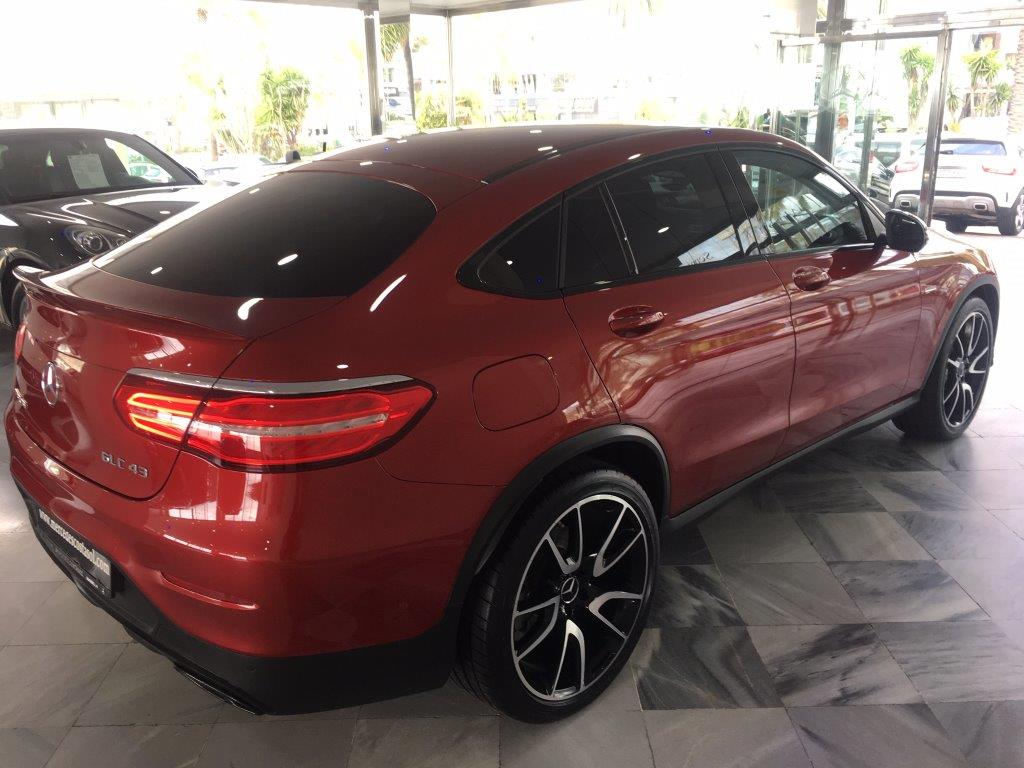 MERCEDES BENZ GLC 43 AMG 13
