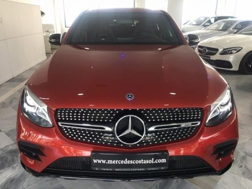 MERCEDES BENZ GLC 43 AMG 2